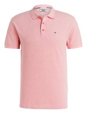 TOMMY JEANS Piqué-Poloshirt Regular-Fit