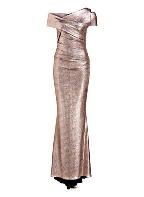 TALBOT RUNHOF One-Shoulder-Kleid