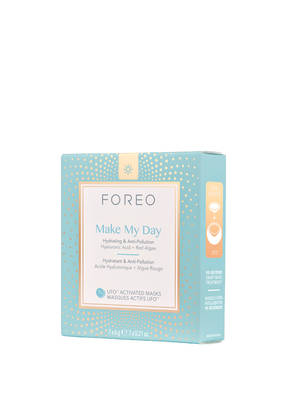 FOREO UFO MASK MAKE MY DAY