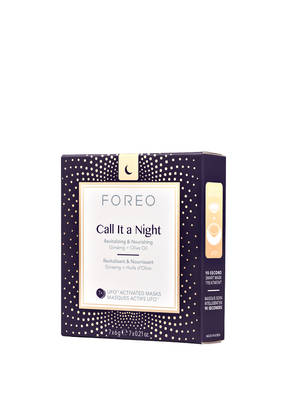 FOREO UFO MASK CALL IT A NIGHT