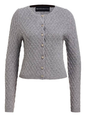 KINGA MATHE Cashmere-Strickjacke