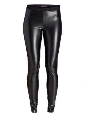 MARC CAIN Leggings in Lederoptik
