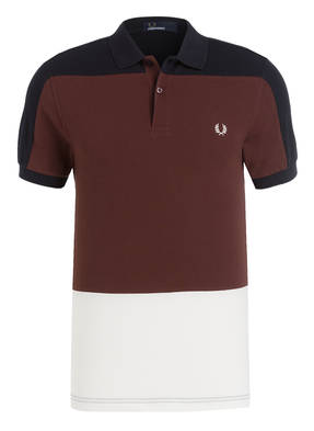 FRED PERRY Piqué-Poloshirt Regular-Fit