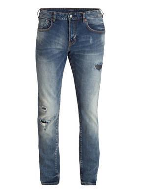 SCOTCH & SODA Destroyed-Jeans SKIM Skinny Fit