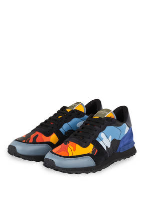 VALENTINO Sneaker ROCKRUNNER CAMOUFLAGE TRICOLOUR