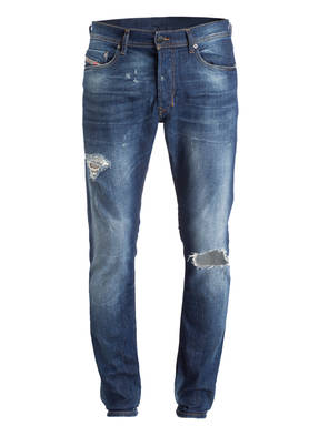 DIESEL Destroyed-Jeans TEPPHAR Slim Carrot-Fit
