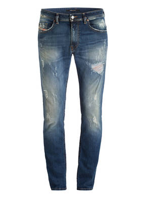 DIESEL Destroyed-Jeans THOMMER Slim Skinny-Fit
