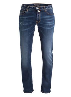 JACOB COHEN Destroyed-Jeans NICK Slim Fit