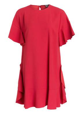 RED VALENTINO Kleid mit Schleifen am Rücken