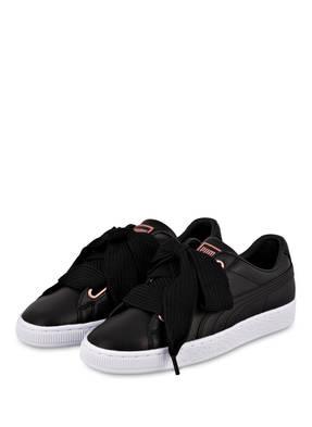 PUMA Sneaker BASKET HEART