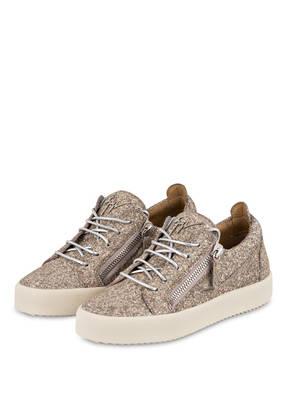 GIUSEPPE ZANOTTI DESIGN Plateau-Sneaker CHERYL GLITTER