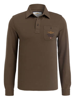 AERONAUTICA MILITARE Piqué-Poloshirt