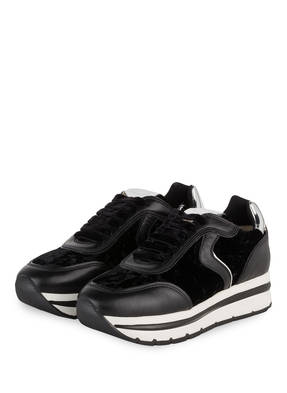 VOILE BLANCHE Plateau-Sneaker MAY