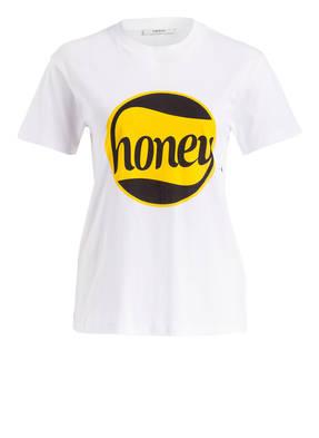 GANNI T-Shirt HONEY