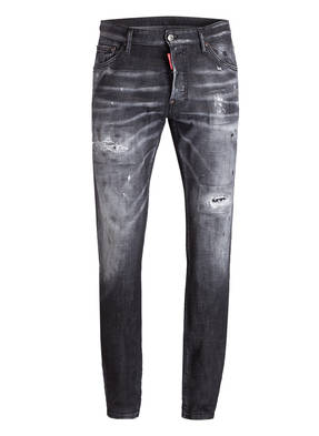 DSQUARED2 Destroyed-Jeans COOL GUY Slim-Fit