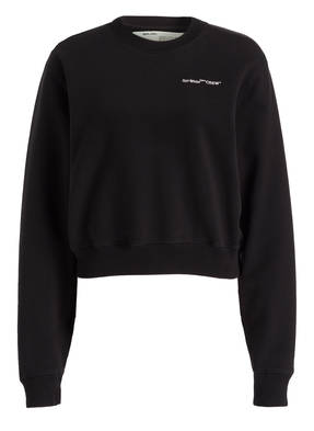 OFF-WHITE Cropped-Sweatshirt