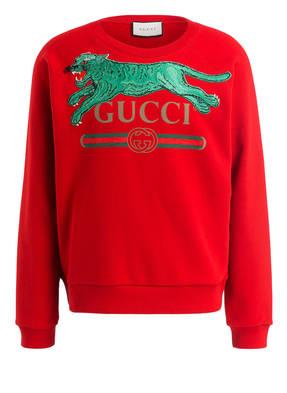 Gucci jacke herren gold
