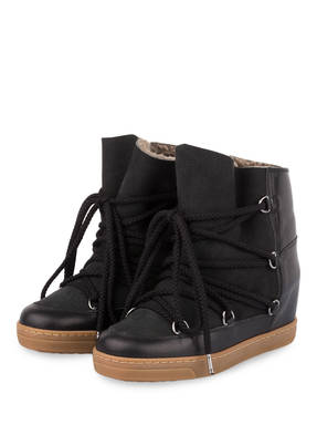 ISABEL MARANT Fell-Boots NOWLES