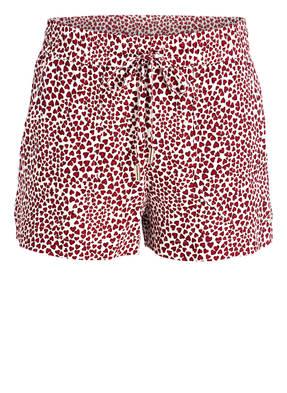 ANINE BING Seiden-Shorts