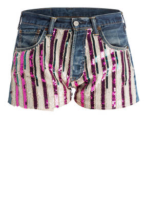 RAGYARD Jeans-Shorts