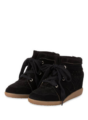 ISABEL MARANT Plateau-Sneaker BOBBY