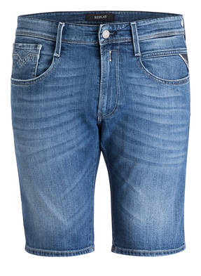 REPLAY Jeans-Shorts ANBASS