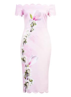TED BAKER Off-Shoulder-Kleid OLYVA