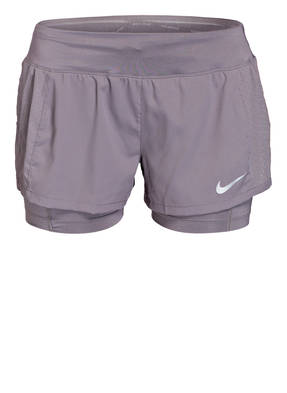Nike 2-in-1 Laufshorts ECLIPSE FLEX