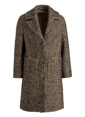 LUISA CERANO Tweed-Mantel