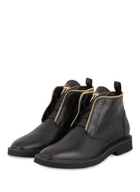 GIUSEPPE ZANOTTI DESIGN Boots SMORFIA