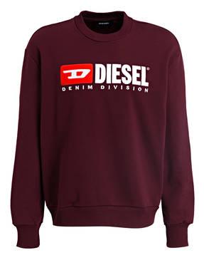 DIESEL Sweatshirt S-CREW-DIVISION