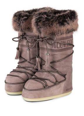 MOON BOOT Moon Boots VELVET