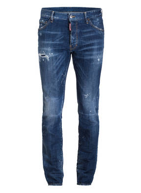 DSQUARED2 Destroyed-Jeans COOL GUY Slim Fit