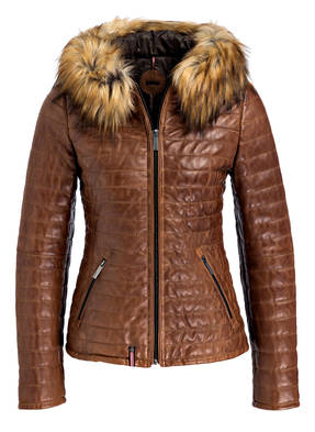 OAKWOOD Steppjacke FURY