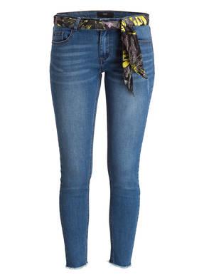 STEFFEN SCHRAUT Skinny-Jeans mit Gürtel