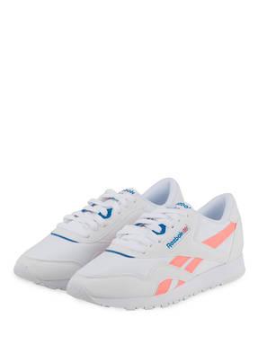 Reebok Sneaker CLASSIC LEATHER NYLON