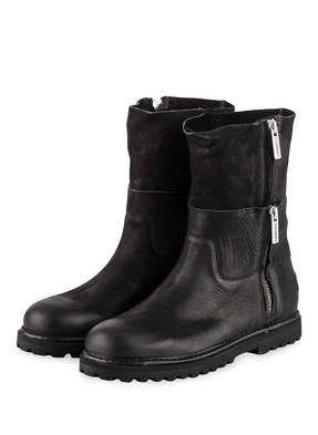 SHABBIES AMSTERDAM Biker-Boots