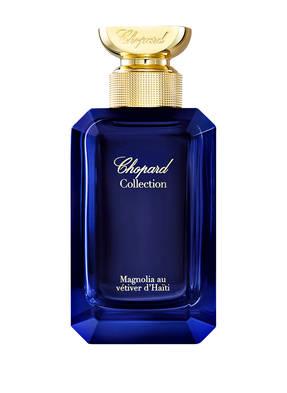 Chopard parfums MAGNOLIA AU VÉTIVER D'HAÏTI