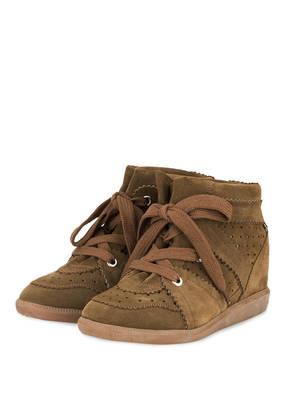 ISABEL MARANT Plateau-Sneaker BOBBY