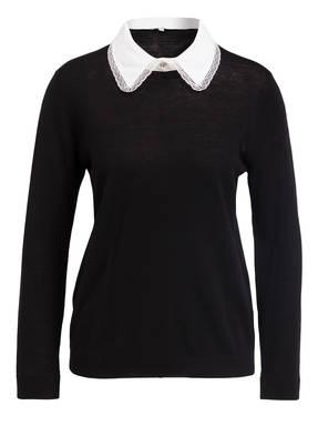 CLAUDIE PIERLOT Pullover MANDARINE
