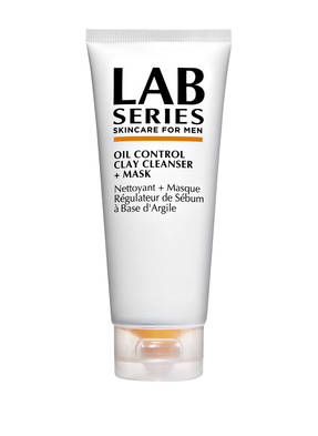 LAB SERIES OIL CONTROL CLEANSING CLAY & MASK
