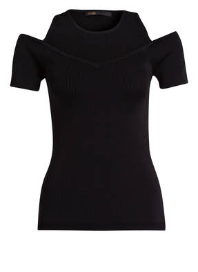 maje Cold-Shoulder-Shirt MIO