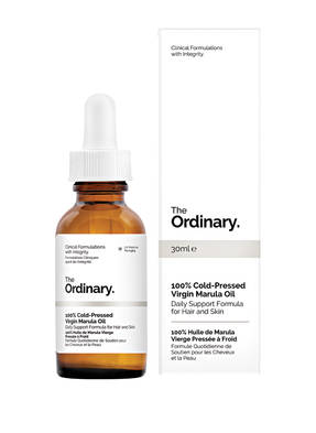 The Ordinary. 100% COLD- PRESSED VIRGIN MARULA OIL
