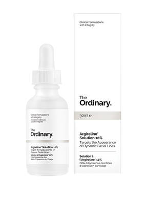 The Ordinary. ARGIRELINE SOLUTION 10%
