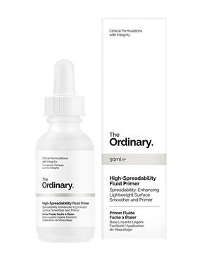 The Ordinary. HIGH-SPREADABILITY FLUID PRIMER