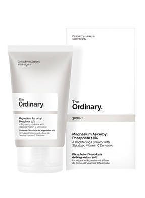 The Ordinary. MAGNESIUM ASCORBYL PHOSPHATE 10%