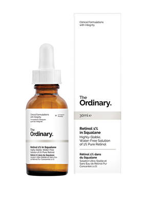 The Ordinary. RETINOL 1% IN SQUALANE