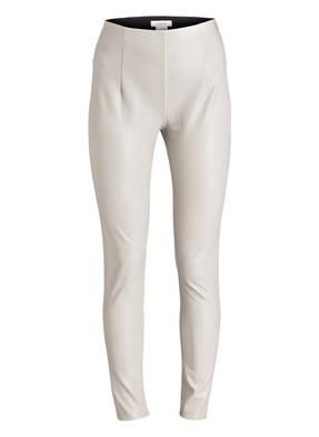 DOROTHEE SCHUMACHER Leggings in Leder-Optik