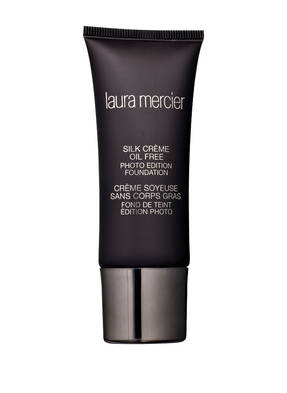 LAURA MERCIER SILK CRÈME OIL FREE PHOTO EDITION