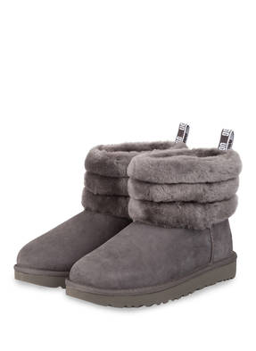 UGG Boots FLUFF MINI QUILTED